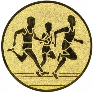 Emblém E27 běh