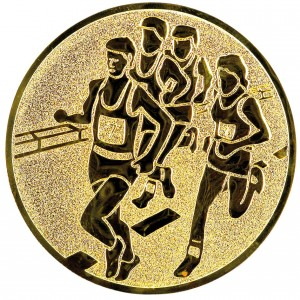 Emblém E28 běh