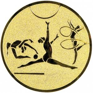 Emblém E141 gymnastika