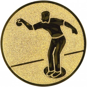 Emblém E39 petangue