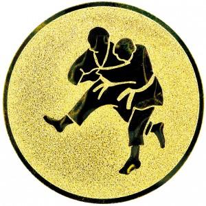 Emblém E77 Judo
