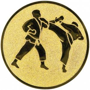 Emblém E78 Karate