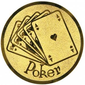 Emblém E181 Poker