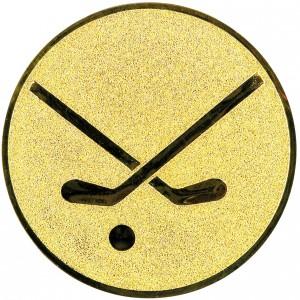 Emblém E100 pozemní hokej