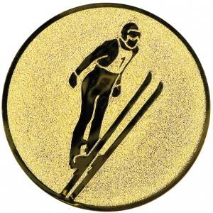 Emblém E97 lyže skok