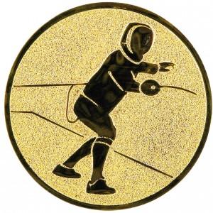 Emblém E136 šerm