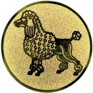 Emblém E179 pes pudl