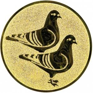 Emblém E174 Holubi