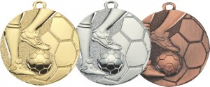 Medaile ME56 - Fotbal