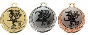 Sportovní dětská medaile MA105