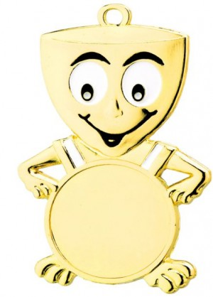 Sportovní dětská medaile D42A