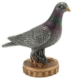 Figurka k trofeji U12 - holub
