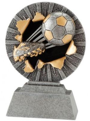 Plaketa s motivem FG1305 - Fotbal