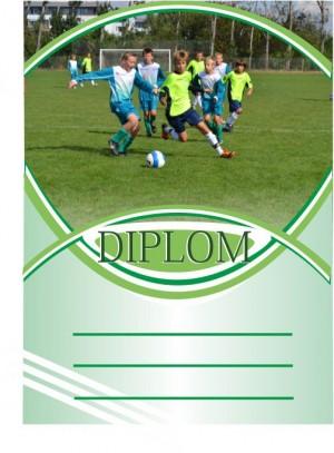 Diplom D53 - fotbal