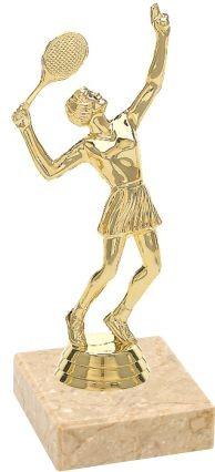 Figurka F586 - tenistka