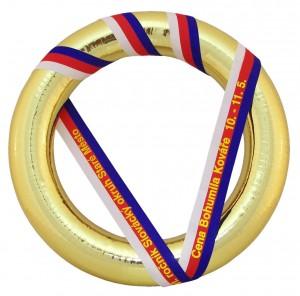 Věnec VP 100Z zlatá