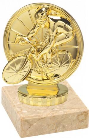 Sportovní figurka F030,P030 - cyklista
