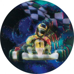 Emblém barevný EM98