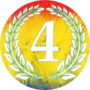 Emblém barevný EM4