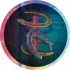 Emblém barevný EM93 podkovy