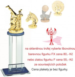 Sportovní trofej WF1319,1329,1339