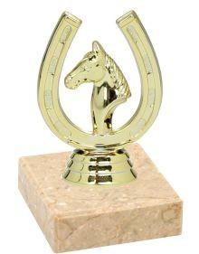 Figurka F2002 - Podkova s hlavou koně