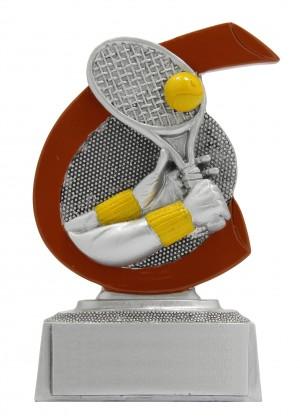 Plaketa s motivem FG263 - Tenis