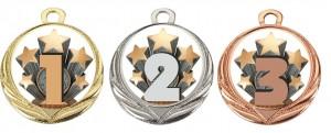 Medaile MA104