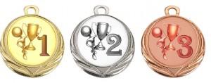 Sportovní medaile MA108