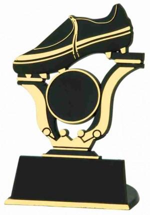 Sportovní trofej Q140 fotbalová