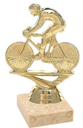 Figurka F589 - cyklista