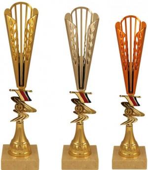 Sportovní pohár PET854 s českou trikolórou