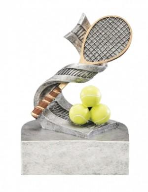 Figurka F60038 - tenisová raketa s míčky