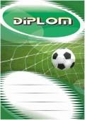 Diplom DL102 - fotbal