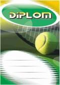Diplom DL111 - tenis