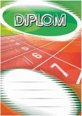 Diplom DL116 - atletika