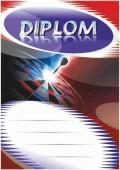 Diplom DL129 - Šipky