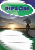 Diplom DL144 - rybaření