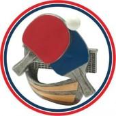 Emblém barevný EM164 stolní tenis
