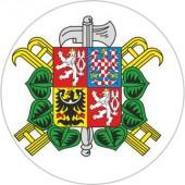 Emblém barevný EM36 hasičský znak