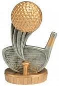 Figurka k trofeji U32 - golf