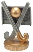 Figurka k trofeji U034 - pozemní hokej