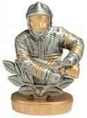Figurka k trofeji U33 - hasič