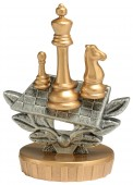 Figurka k trofeji U31 - šachy