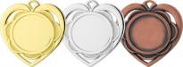 Medaile MD87 srdce