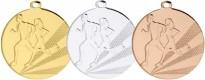 Sportovní medaile MDB1121 - Běh
