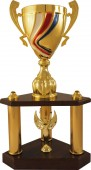 Sportovní pohár PA102 s českou trikolórou