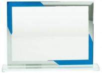 Skleněná plaketa CH571,572,573