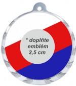 Medaile MA206 trikolóra