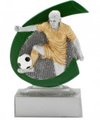 Sportovní plaketa FG267 - Fotbalista
